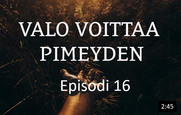 Osa 16 - Paavali lähtee toiselle lähetysmatkalle.  Apostolien teot luku 15-16