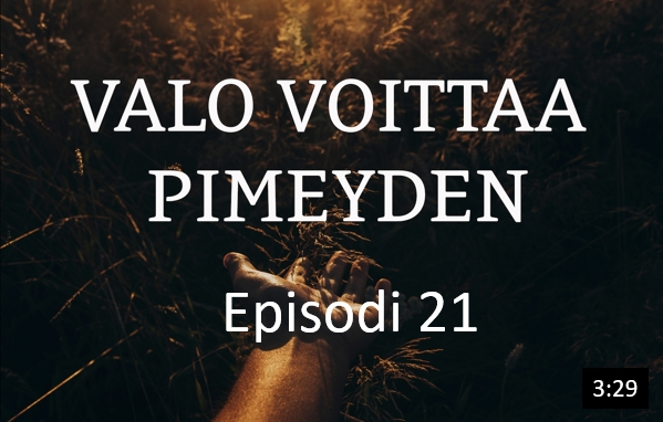 Osa 21 - Paavali joutuu vaikeuksiin Jerusalemissa.  Apostolien teot luku 21-22