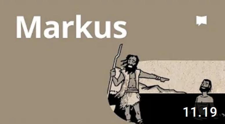 Osa 4 - Evankeliumi Markuksen mukaan
