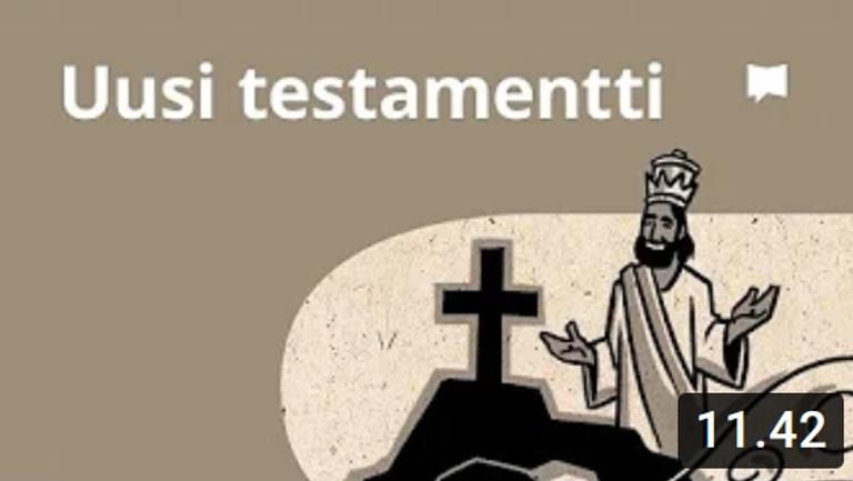 Osa 1 - Uuden testamentin yleisesittely